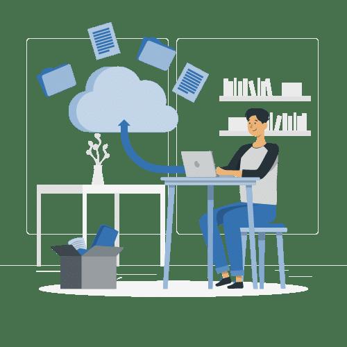 Jak działa system do obiegu dokumentów z Microsoft 365®?